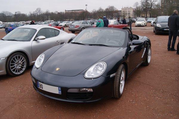 Porsche Boxster 987 2005