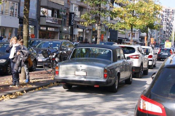 Rolls Royce Silver Shadow 1977