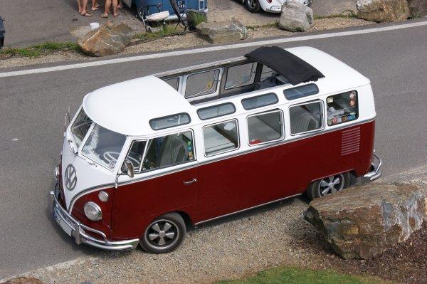 Volkswagen Transporter T1 Bus De Luxe 1963