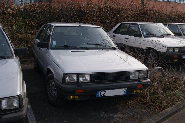Renault 11 TXE 1984