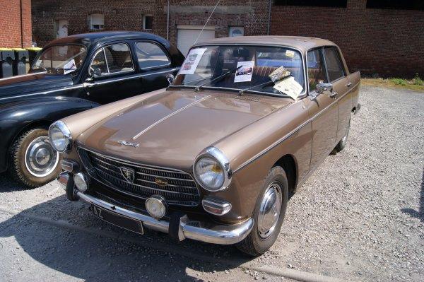 Peugeot 404 SL 1965