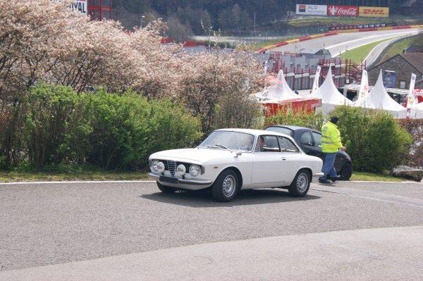 Alfa Romeo Giulia Sprint GTV 1966