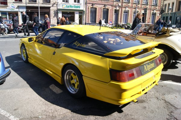 Alpine V6 GT 1986