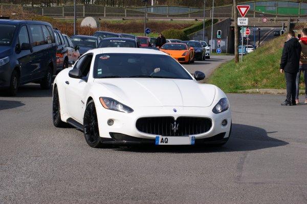 Maserati Granturismo S MC Sportline 2010