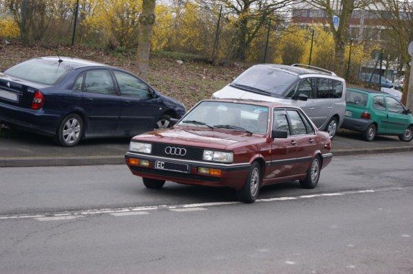 Audi 90 B2 1984