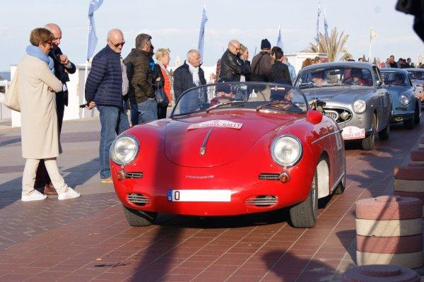 Porsche 356 AT1 Speedster 1957
