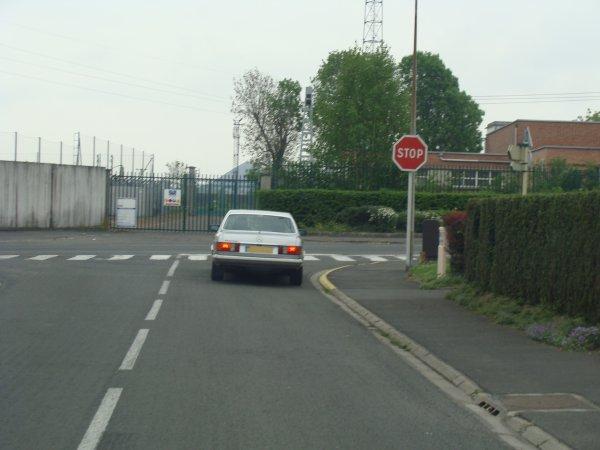 Mercedes S W126 1979