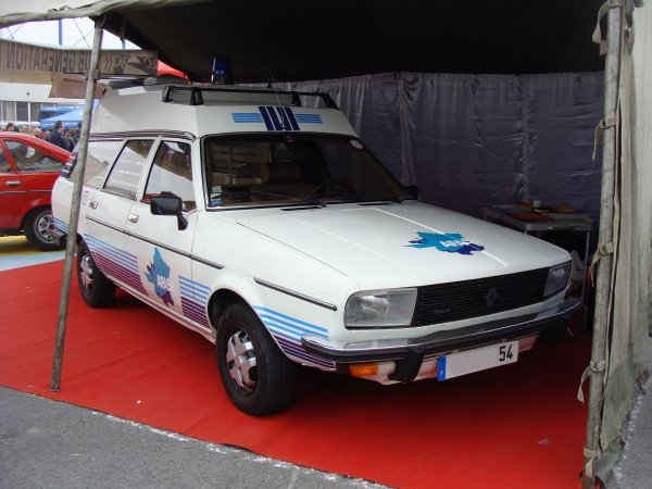 Renault 20 1983