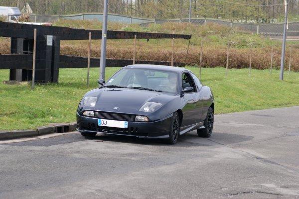 Fiat Coupe 2.0 20V Turbo 1996