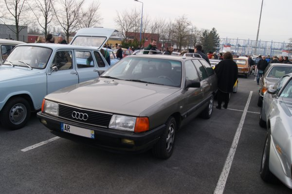 Audi 100 C3 Avant 1988
