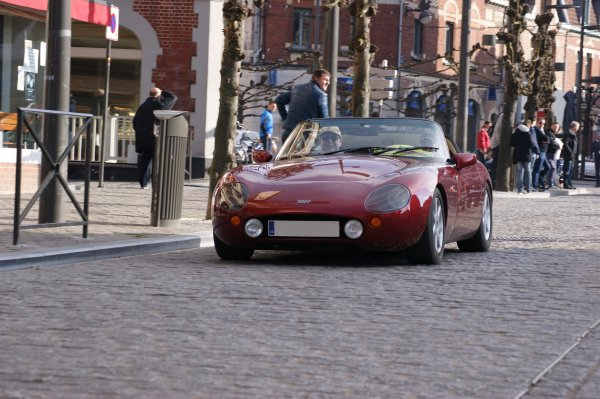 TVR Griffith 1995