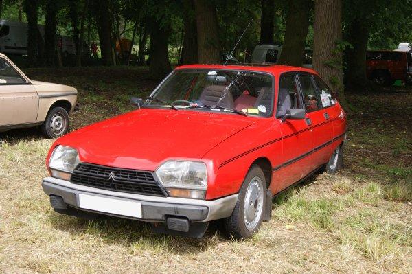 Citroën GSA X1 1983