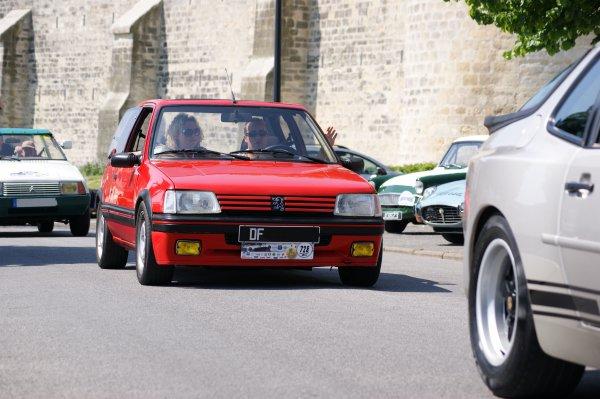 Peugeot 205 GTI 1.6 1987