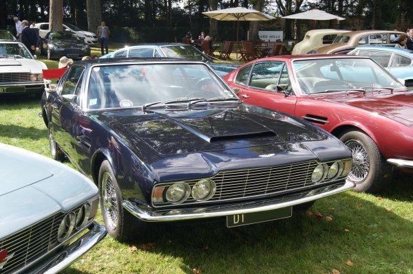 Aston Martin DBS 1967
