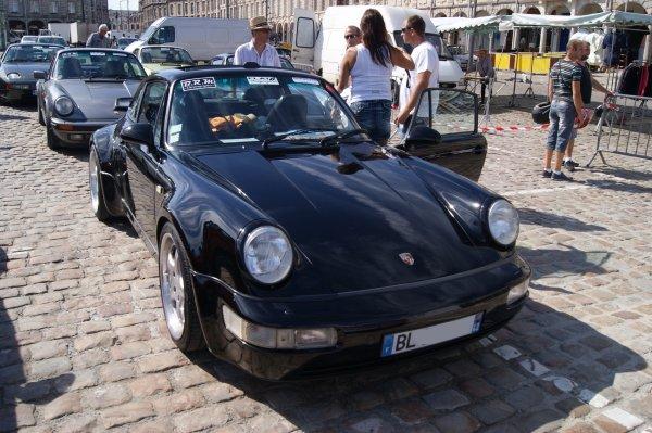 Porsche 965 Turbo 1992