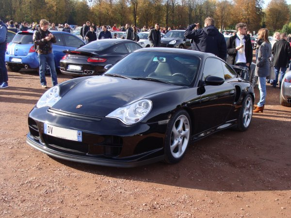 Porsche 996 GT2 2002