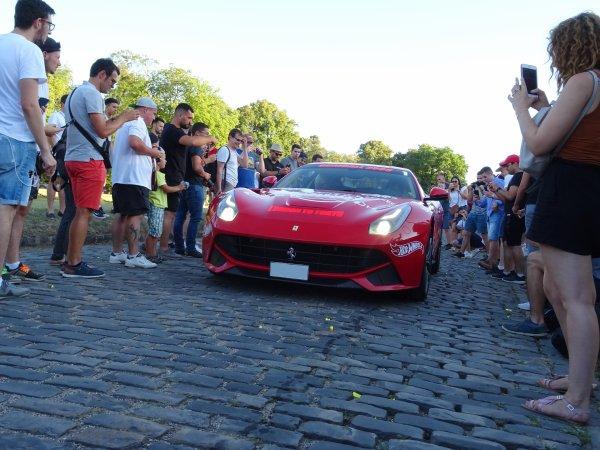 Ferrari F12 Berlinetta 2012