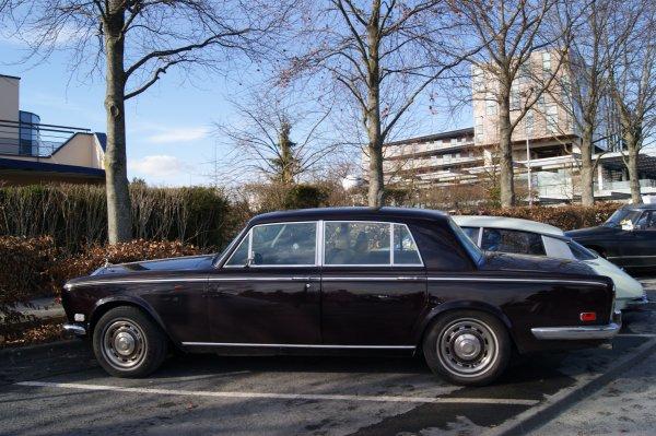 Rolls Royce Silver Shadow 1974