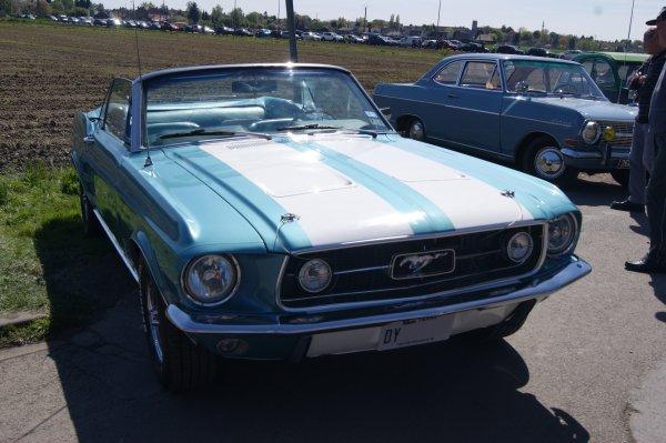 Ford Mustang GTA 1968