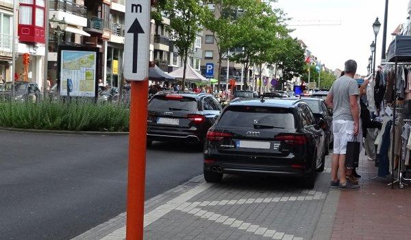 Audi RS4 B9 Avant 2017