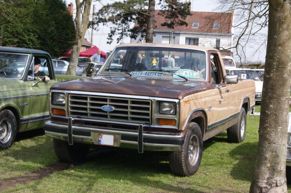 Ford F 150 1981