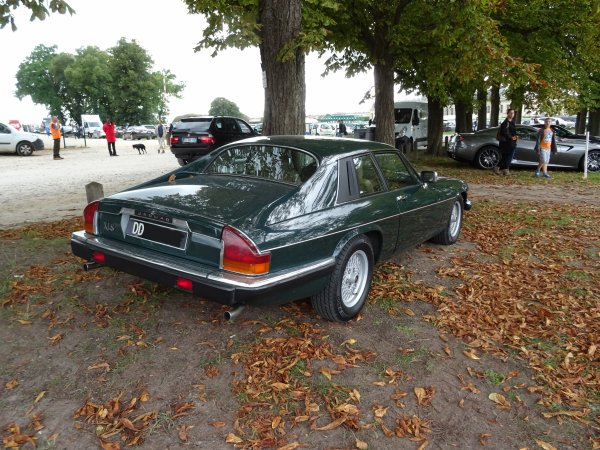 Jaguar XJ-S 1990