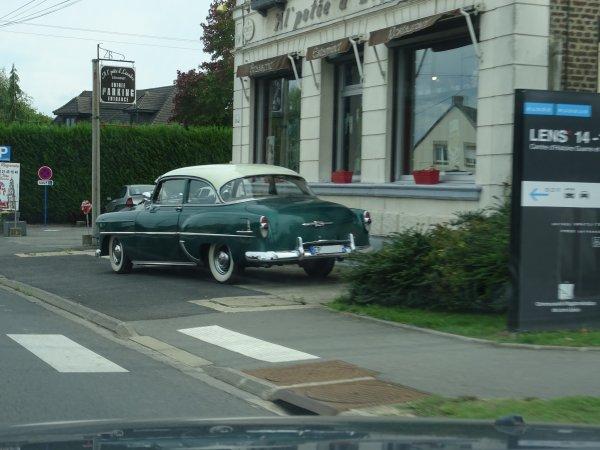 Chevrolet Styleline 1952
