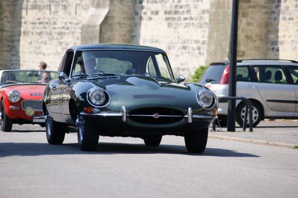 Jaguar Type E S1/2 1968