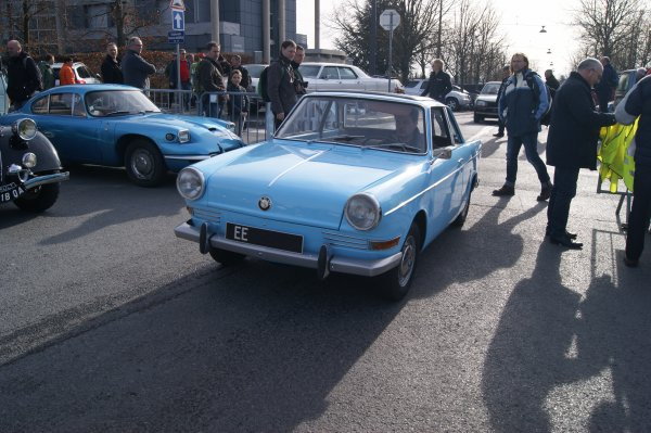 BMW 700 1959