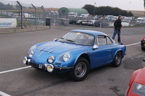 Alpine A 110 1968