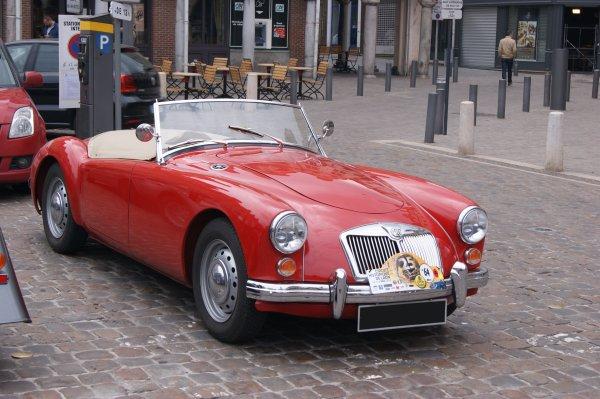 MG A 1600 1960