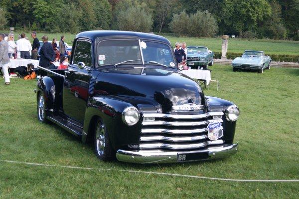Chevrolet Advance Design 1947