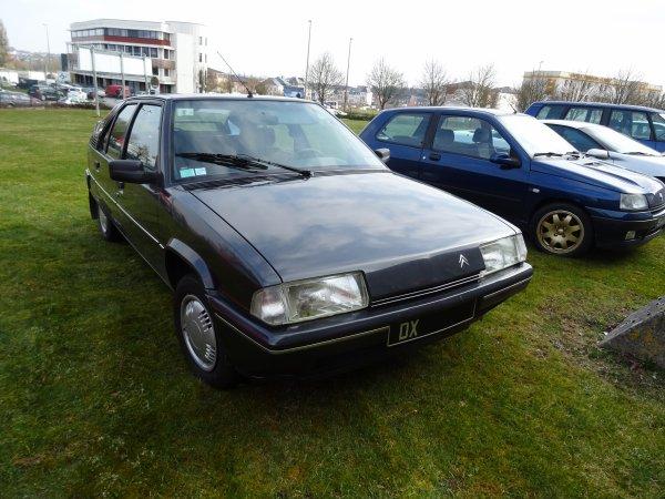 Citroën BX Image 1991