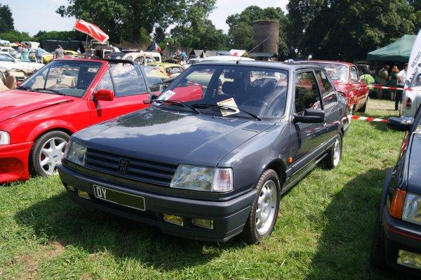 Peugeot 309 GTI 16 1990