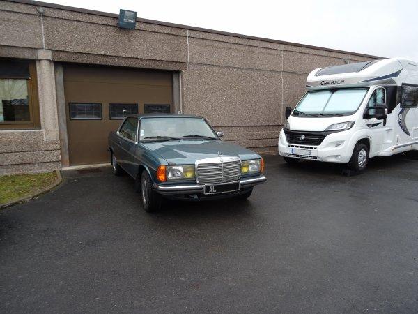 Mercedes 230 CE W123 1983