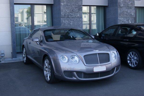 Bentley Continental GT 2002