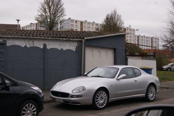 Maserati Coupe GT 2003