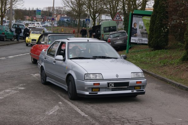 Renault 19 16S Chamade 1992