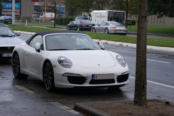 Porsche 991 Carrera S 2011