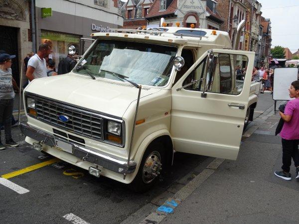 Ford Série E 1987