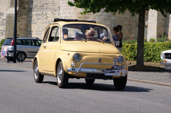 Fiat 500 L 1972
