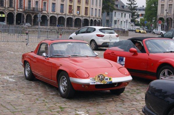 Lotus Elan S4 1970
