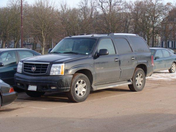 Cadillac Escalade 2001