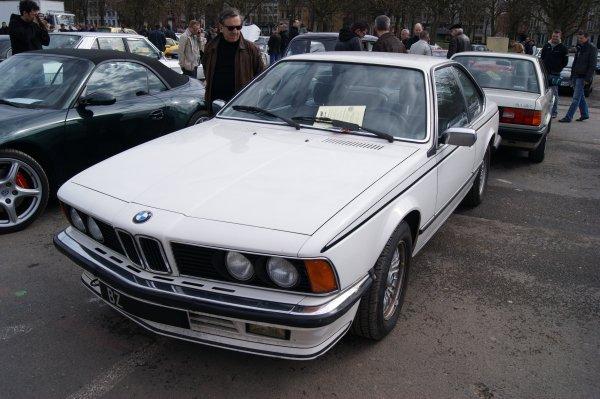 BMW 635 CSi E24 1984