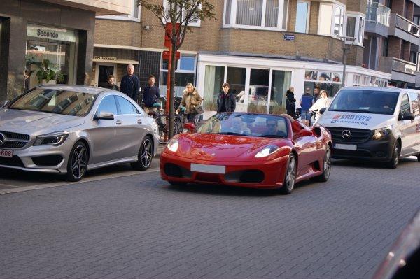 Ferrari F 430 Spider 2005