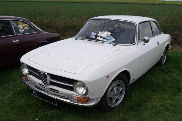 Alfa Romeo Giulia GT Junior S3 1970