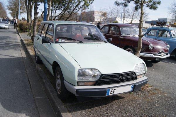 Citroën GSA 1983