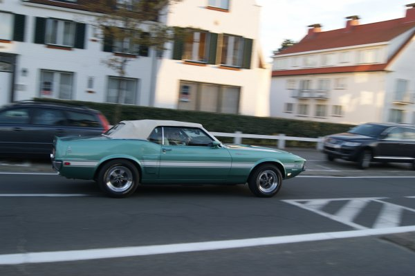 Shelby GT 500 1969