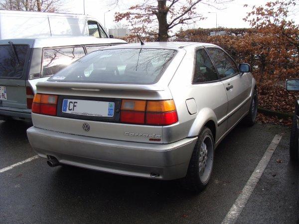 Volkswagen Corrado G60 1991