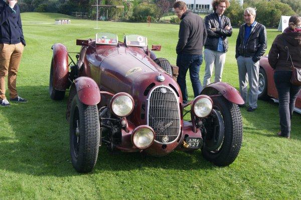 Alfa Romeo 8C 2900 A Botticelli 1936